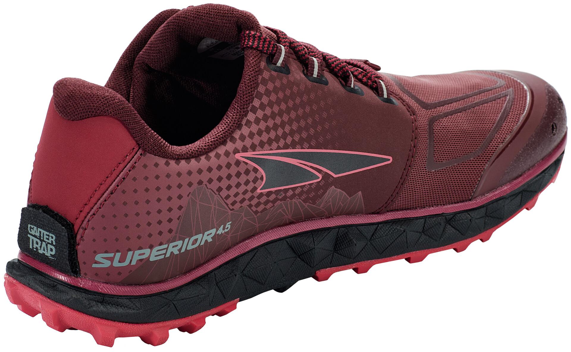 Altra Superior 4 Running Shoes Dame plum | Gode tilbud hos
